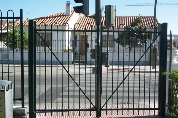 Portails Pivotants Decor :: clôture et portail Decor